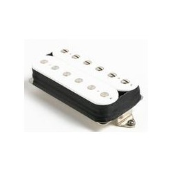 SUHR ALDRICH BRIDGE 50MM WHITE PASTILLA HUMBUCKER PUENTE