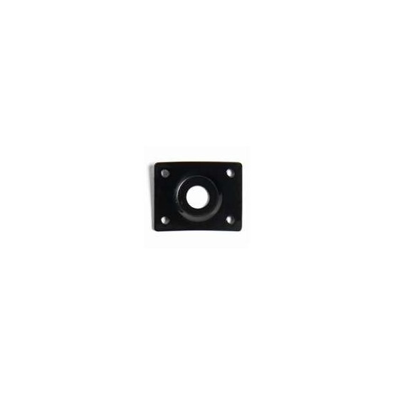 ALL PARTS AP0637003 RECTANGULAR JACKPLATE BLACK