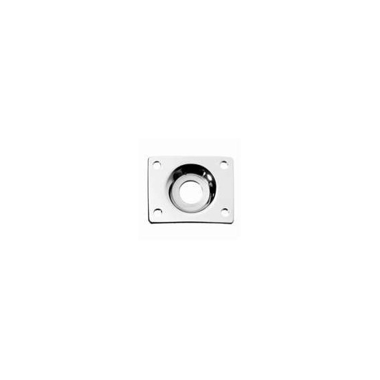ALL PARTS AP0637010 RECTANGULAR JACKPLATE CHROME