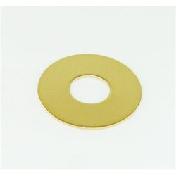 ALL PARTS AP0663002 RHYTHM/TREBLE RING FOR TOGGLE SWITCH, GOLD