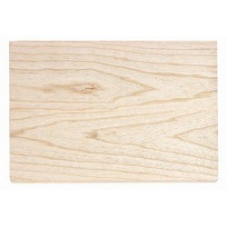 ALL PARTS BBAO SWAMP ASH BODY BLANK 2-PIECE 14 X 20 X 1-3/4 SANDED