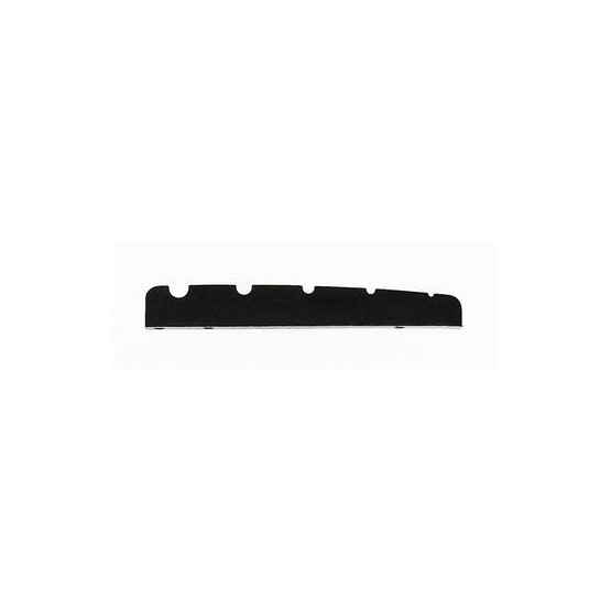ALL PARTS BN2211023 BLACK PLASTIC SLOTTED NUTS FOR 5-STRING BASS 1-11/16 X 1/8 X 3/16UNIDAD
