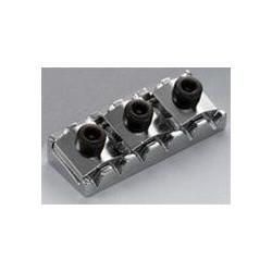 ALL PARTS BP0026010 FLOYD ROSE STYLE LOCKING NUT, 1-5/8 WIDE, CHROME, WITH HARDWARE