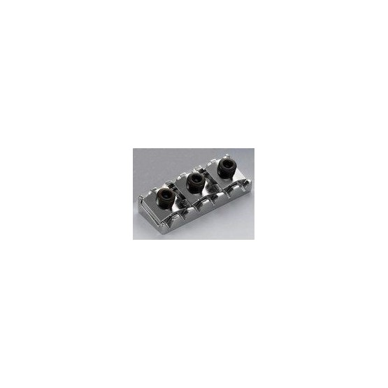 ALL PARTS BP0028010 FLOYD ROSE STYLE LOCKING NUT, 1-11/16 WIDE, CHROME, WITH HARDWARE
