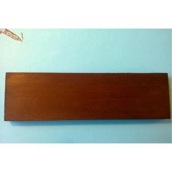 ALL PARTS BP08520R0 ROSEWOOD BRIDGE BLANK, 7 X 2-1/16 X 15/32.