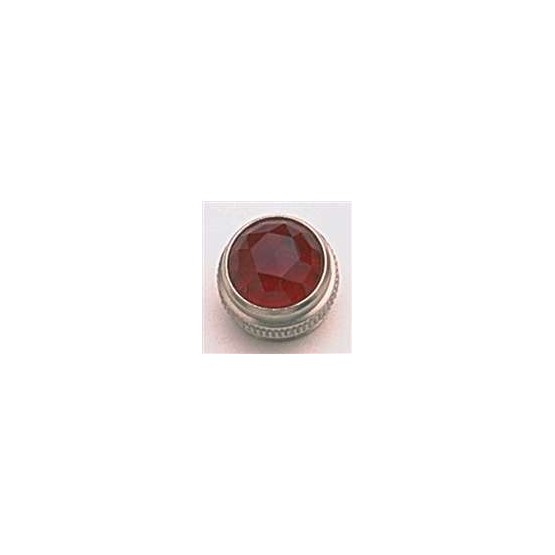 ALL PARTS EP0826026 PANEL LIGHT LENSES FOR FENDER AMPS (2 PIECES) RED