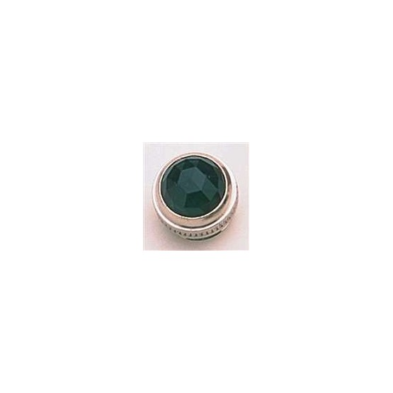 ALL PARTS EP0826029 PANEL LIGHT LENSES FOR FENDER AMPS (2 PIECES) GREEN
