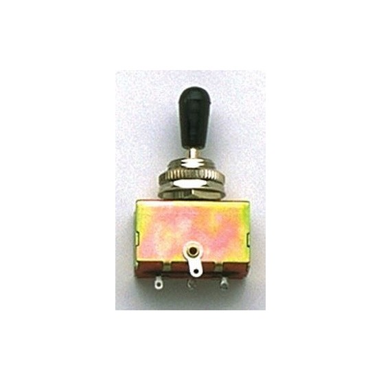 ALL PARTS EP4366000 ECONOMY TOGGLE SWITCH, WITH BOXED ELECTRONICS, WITH KNOB
