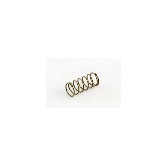 ALL PARTS GS0034B05 BRIDGE LENGTH SPRINGS FOR GUITAR, STAINLESS STEEL, 3/8