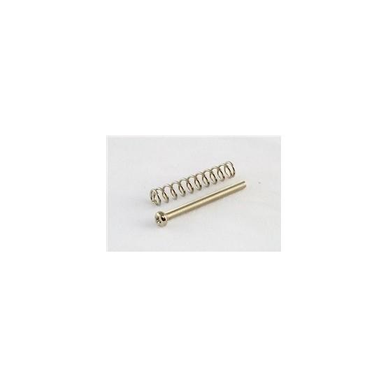 ALL PARTS GS0396001 METRIC HUMBUCKING PICKUP MOUNTING SCREWS (4)