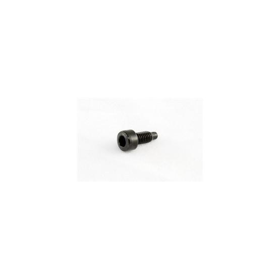 ALL PARTS GS3387003 STRING LOCK SCREWS (6 PIECES) FOR LOW PROFILE LOCKING TREMOLO, BLACK
