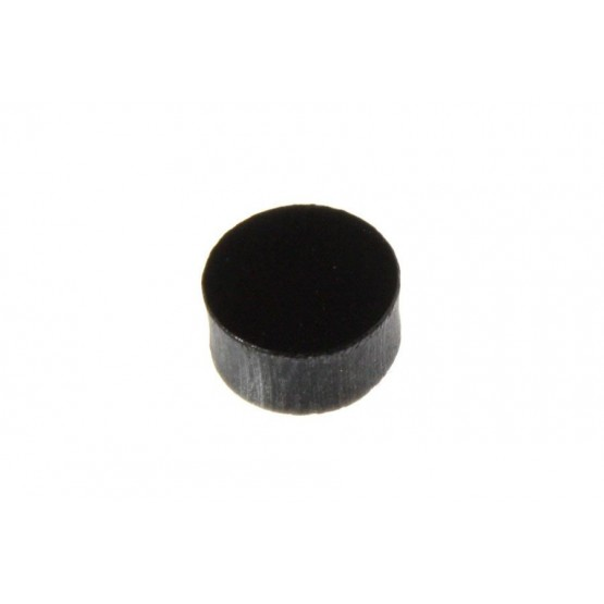 ALL PARTS LT0474023 BLACK FINGER BOARD INLAY DOTS 6 MM