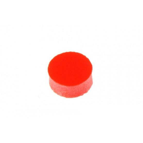 ALL PARTS LT0483026 RED FINGER BOARD INLAY DOTS 1/4.