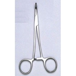 ALL PARTS LT0816000 HEMOSTATS LOCKING STAINLESS STEEL WITH CURVED TIP