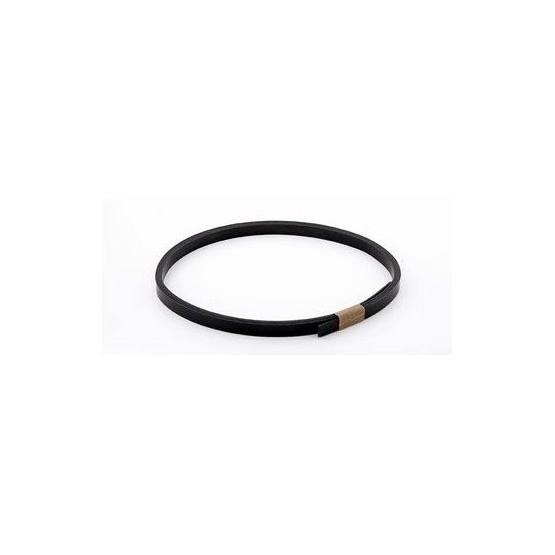 ALL PARTS LT1424023 BLACK BINDING, 040 X 5/16 X 66 ABS
