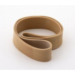 ALL PARTS LT4244000 RUBBER BANDS TO HOLD BINDING WHILE DRYING ACOUSTIC GUITARS 7 X 5/8 1 LB
