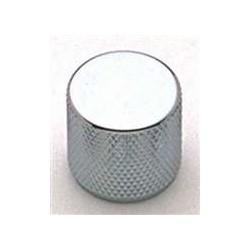 ALL PARTS MK0115010 CHROME BARREL KNOBS (2) FLAT TOP