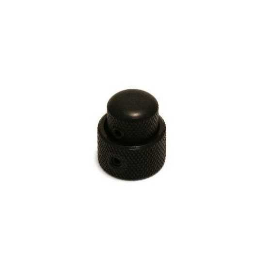 ALL PARTS MK0138003 CONCENTRIC STACKED KNOB SET WITH SET SCREWS BLACK
