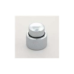 ALL PARTS MK0138010 CONCENTRIC STACKED KNOB SET WITH SET SCREWS CHROME