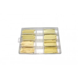 ALL PARTS NA2903000 PLASTIC SADDLE ASSORTMENT DISPLAY BOX OF 144 SADDLES