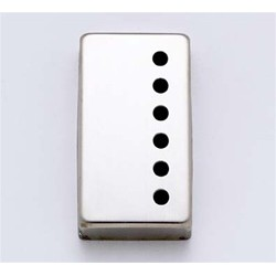ALL PARTS PC0300000 HUMBUCKING PICKUP COVERS NICKEL-SILVER (2 PIECES)