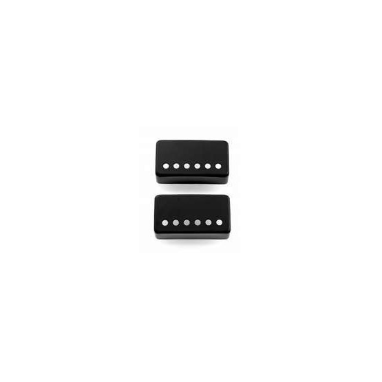 ALL PARTS PC0300003 HUMBUCKING PICKUP COVERS NICKEL-SILVER (2 PIECES)