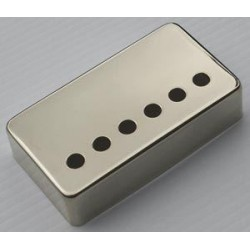 ALL PARTS PC0300W01 HUMBUCKING PICKUP COVERS, NICKEL PLATED
