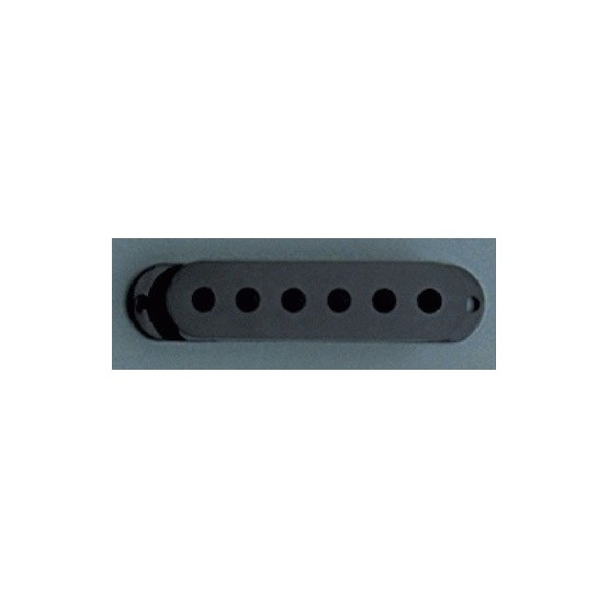 ALL PARTS PC0406023 PICKUP COVER SET FOR STRAT (3 PIECES), BLACK