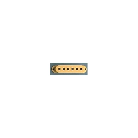 ALL PARTS PC0406028 PICKUP COVER SET FOR STRAT (3 PIECES), CREAM