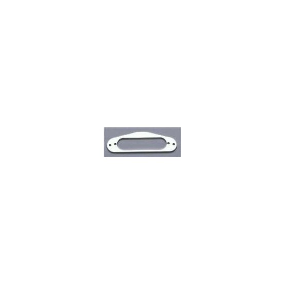 ALL PARTS PC0761010 METAL PICKUP MOUNTING RING FOR STRAT SIZED PICKUP, CHROME