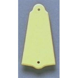 ALL PARTS PG0485028 TRUSS ROD COVER TO FIT GIBSON, CREAM 1-PLY.