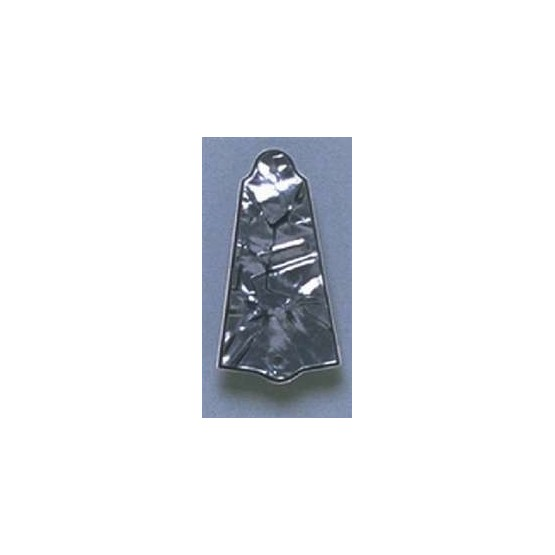 ALL PARTS PG0485053 TRUSS ROD COVER TO FIT GIBSON, BLACK PEARLOID 3-PLY (BP/B/W)