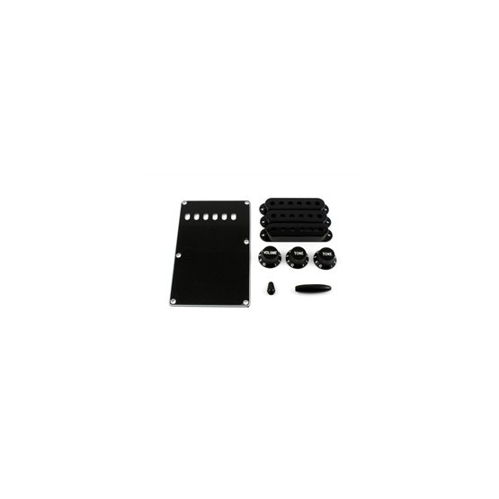 ALL PARTS PG0549023 ACCESSORY KIT BLACK - 1-PLY SPRING COVER 3 PU COVERS