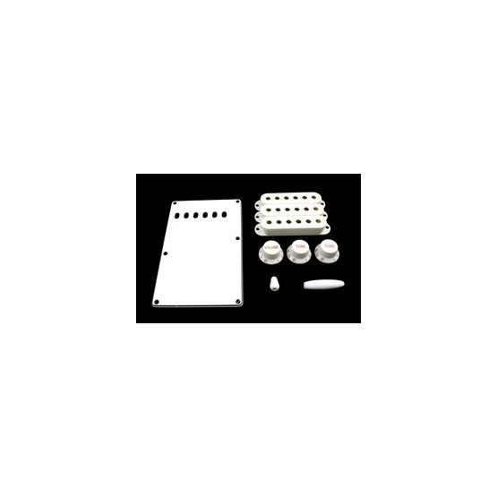 ALL PARTS PG0549025 ACCESSORY KIT WHITE - 1-PLY SPRING COVER 3 PU COVERS