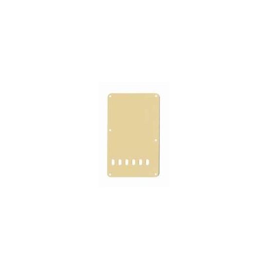ALL PARTS PG0556028 TREMOLO SPRING COVER, CREAM 1-PLY