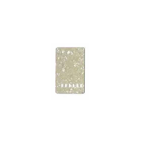 ALL PARTS PG0556054 TREMOLO SPRING COVER, MINT GREEN PEARLOID 3-PLY (MGP/B/W)