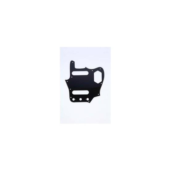 ALL PARTS PG0580033 PICK GUARD FOR JAGUAR, BLACK 3-PLY (B/W/B)