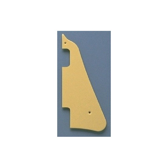 ALL PARTS PG0802028 PICK GUARD FOR LES PAUL DELUXE (SMALL PICKUPS) CREAM 1-PLY