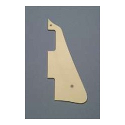 ALL PARTS PG0803028 VINTAGE CLONE PICK GUARD FOR LES PAUL, AGED CREAM 1-PLY.