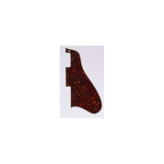 ALL PARTS PG0813043 PICK GUARD FOR ES-335 LONG, TORTOISE (B/W/B/W/B)