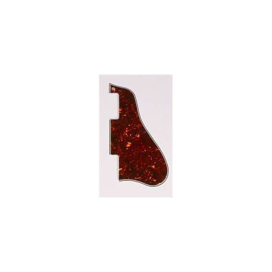 ALL PARTS PG0818043 PICK GUARD FOR ES-335 SHORT, TORTOISE (B/W/B/W/B)