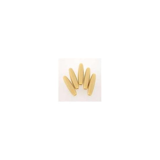 ALL PARTS PK0148048 TREMOLO ARM TIPS (5) VINTAGE CREAM PLASTIC