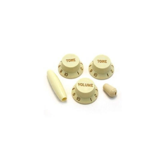 ALL PARTS PK0178024 MINT GREEN KNOB SET FOR STRAT
