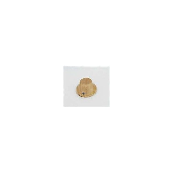 ALL PARTS PK31970M0 MAPLE WOOD BELL KNOBS (2) PUSH-ON