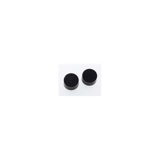 ALL PARTS PK3230023 SPEED KNOBS (2) BLACK, NO NUMBERS, FITS USA SPLIT SHAFT POTS