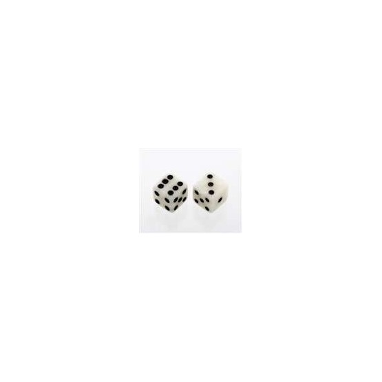 ALL PARTS PK3250055 PEARLOID DICE KNOBS (2 PIECES) WITH SET SCREW
