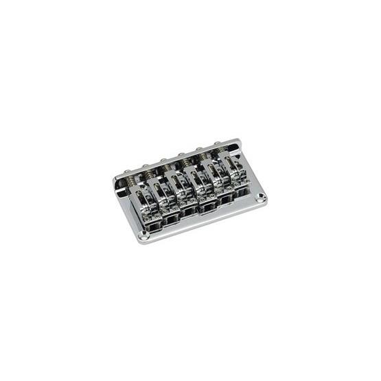 ALL PARTS SB5108010 12 STRING GOTOH NON-TREMOLO GUITAR BRIDGE CHROME STEEL