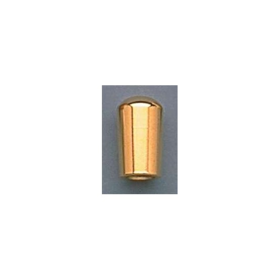 ALL PARTS SK0040002 SWITCH KNOBS (2 PIECES) SCREW ON FOR USA TOGGLE SWITCHES, GOLD