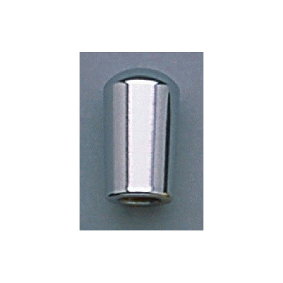 ALL PARTS SK0040010 SWITCH KNOBS (2 PIECES) SCREW ON FOR USA TOGGLE SWITCHES, CHROME