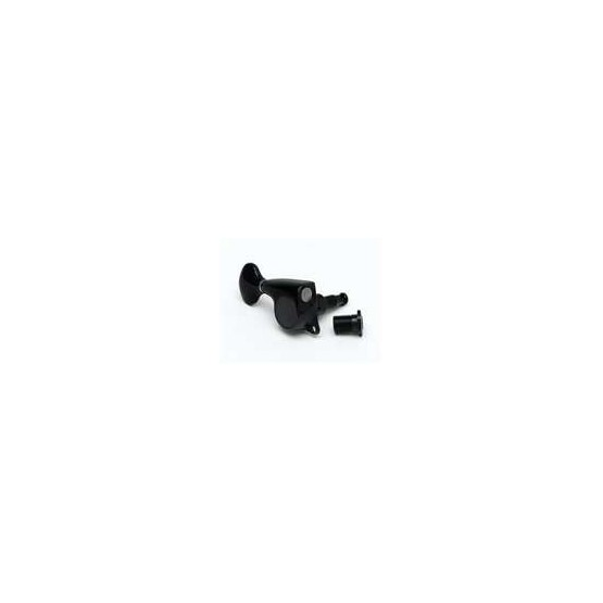 ALL PARTS TK7262003 DELTA SERIES, GOTOH 510 TUNING KEYS, BLACK, 3 X 3